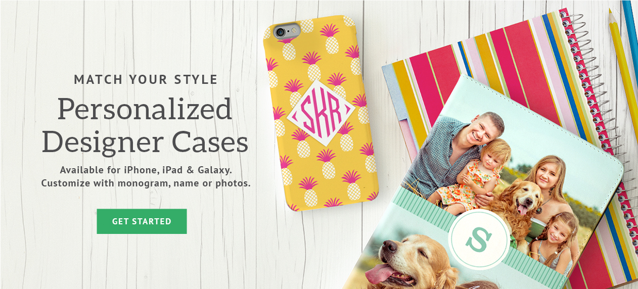 Custom iPhone, Samsung Galaxy, iPad, and iPod Touch Cases